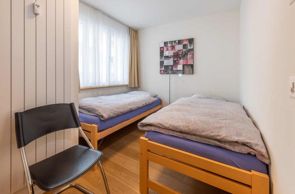 Camera da letto Casa Darioli