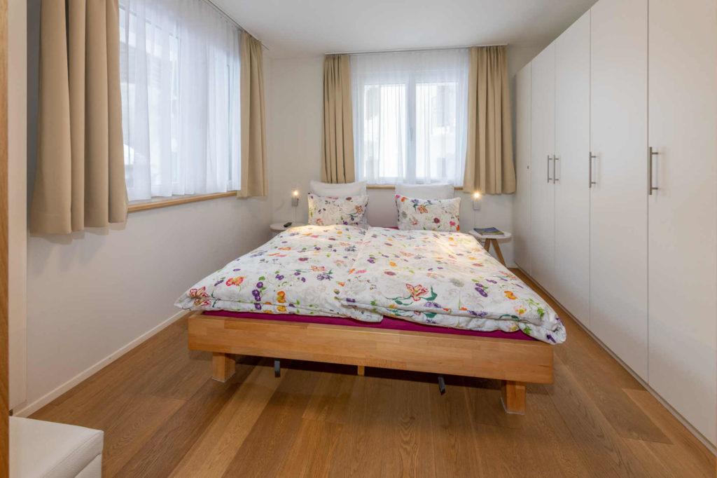 Chambre à coucher Haus Darioli