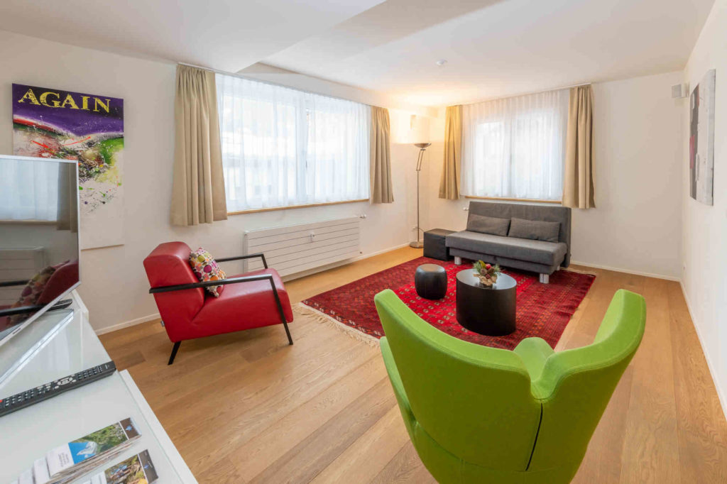 Living room Haus Darioli